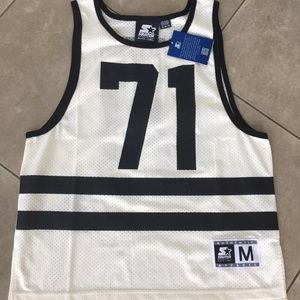 NWT Women's urban outfitters Starter 71 jersey